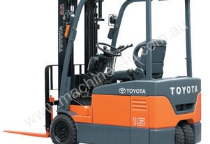 1.0 - 2.0 Tonne 7-Series 3-Wheel Battery Forklift