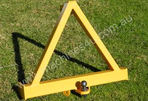 Towing Frame for Tractor Linkage