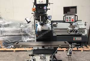 NT40 Vertical Turret Milling Machine