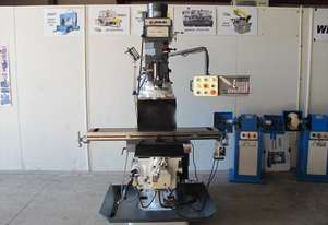 NT40 Milling Machine, (X/Y/Z),  900/400/500mm