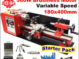 SIEG SC3 / 180x400mm  HiTorque Lathe Starter Pack - picture0' - Click to enlarge