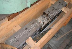 1220mm(Width) Johnson 48 Die for Extrusion (Sheet)