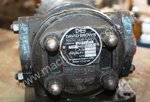 David Brown Roloid Gear Pump. 7H Rotor MAX
