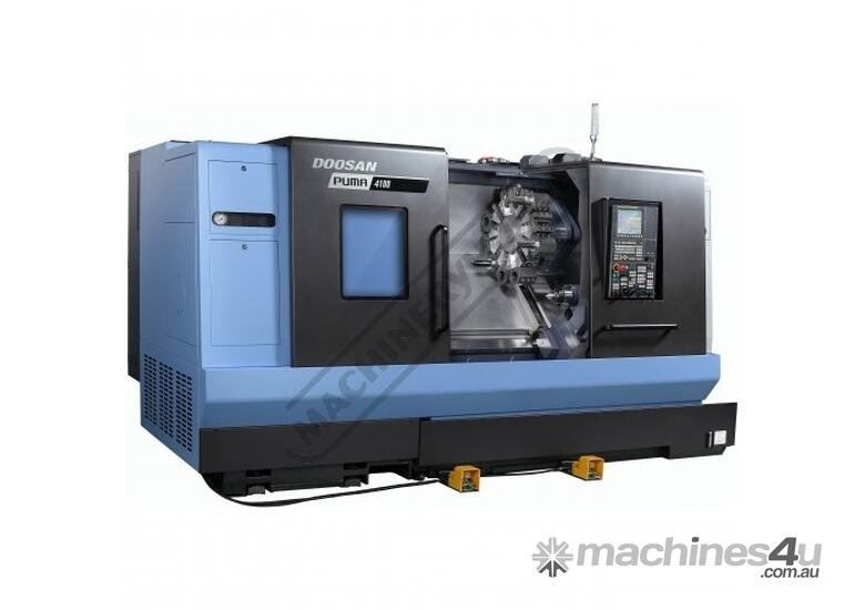 PUMA 4100 CNC Turning Centres Series Details