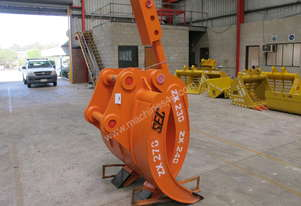 2020 SEC 25 ton Mechanical Grapple ZX220/ZX270