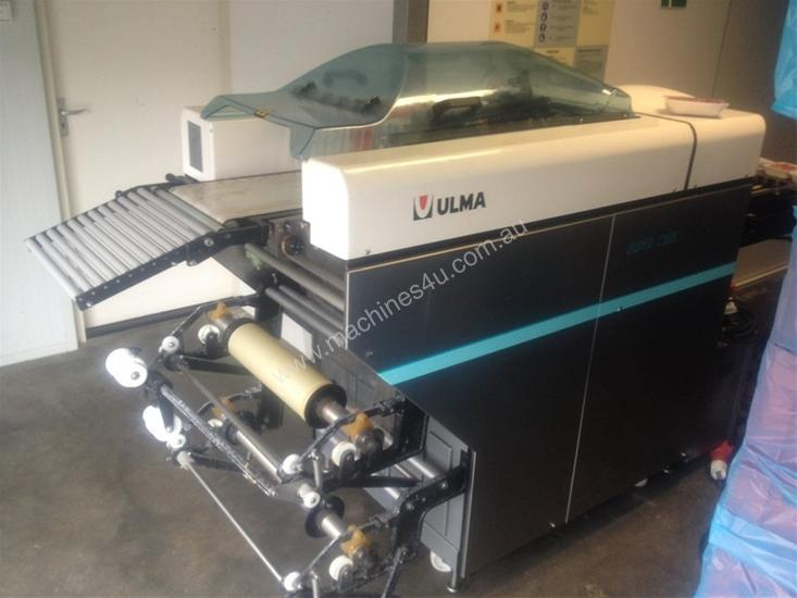 Ulma Meat Stretch Film Packager Wrapper