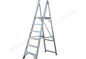 1.8M ALUMINIUM PLATFORM STEP LADDER