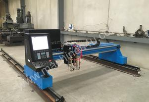 CNC Oxy Cutter - Plasma Option - Gantry axis