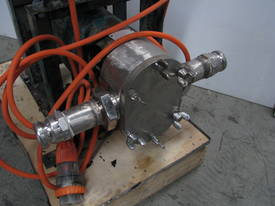Stainless Lobe Pump - 7.5kW - picture1' - Click to enlarge