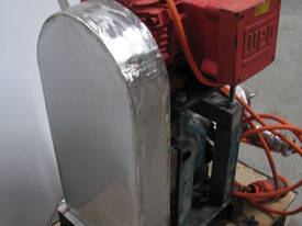 Stainless Lobe Pump - 7.5kW - picture4' - Click to enlarge