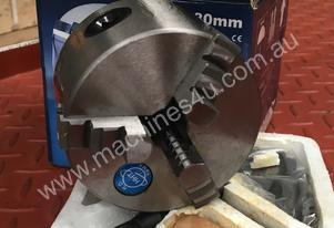 Madison 80mm 3 Jaw Chuck