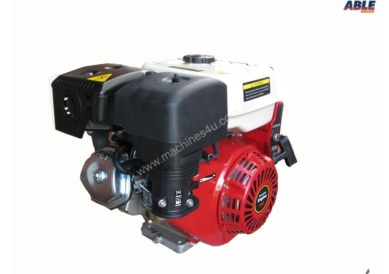 New Able Sales Australia Petrol Engine 9 HP Electric Start ...