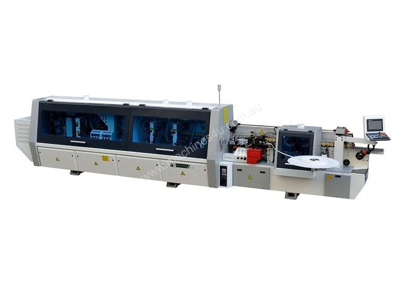 NANXING Pre- Milling & Corner Rounding 3 speed Touch screen  high quality Automatic EdgeBander NB7CJ