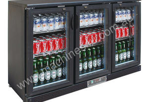 F.E.D. BC03PP three door Bar Cooler