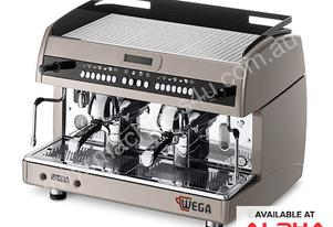 Wega EVD2TSP Sphera Tron R12 2 Group Automatic Coffee Machine