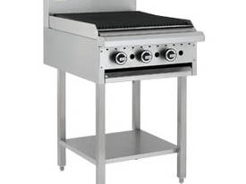 Luus Model BCH-6C - 600 BBQ Char and Shelf - picture0' - Click to enlarge