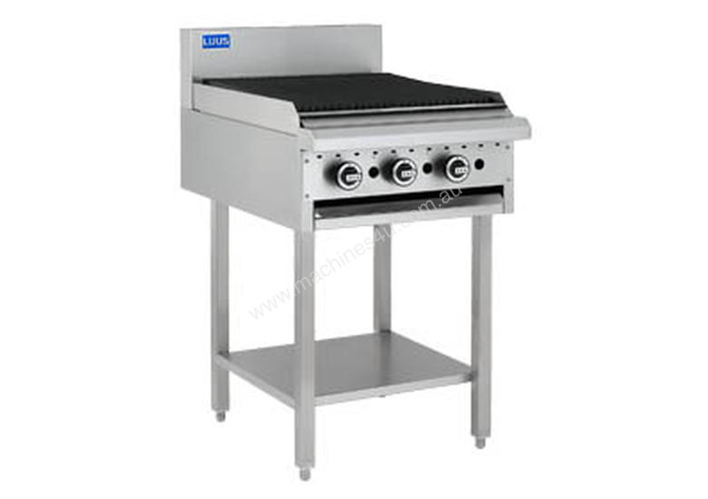 Luus Model BCH-6C - 600 BBQ Char and Shelf
