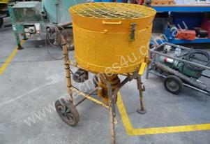SOROTO 100LITRE ELECTRIC SCREED/PAN MIXER