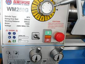 LATHE WM250G 250x500mm G/H - picture2' - Click to enlarge