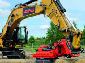 MOVAX SG-45V EXCAVATOR MOUNT PILE DRIVER (20-24T) - picture9' - Click to enlarge