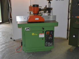 Heavy duty spindle moulder