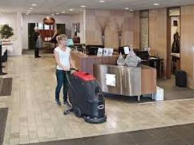 WALK BEHIND SCRUBBER DRYER - picture9' - Click to enlarge