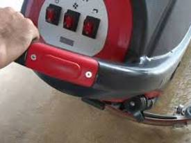 WALK BEHIND SCRUBBER DRYER - picture10' - Click to enlarge
