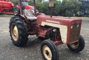 International    2WD Tractor