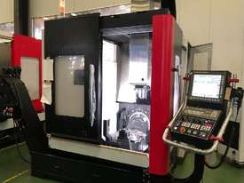 Litz LU-400 High Precision 5 Axis Machining Centre - picture2' - Click to enlarge