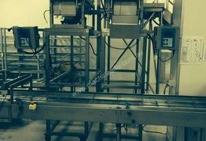 AUTOMATIC TRAY SEALING LINE