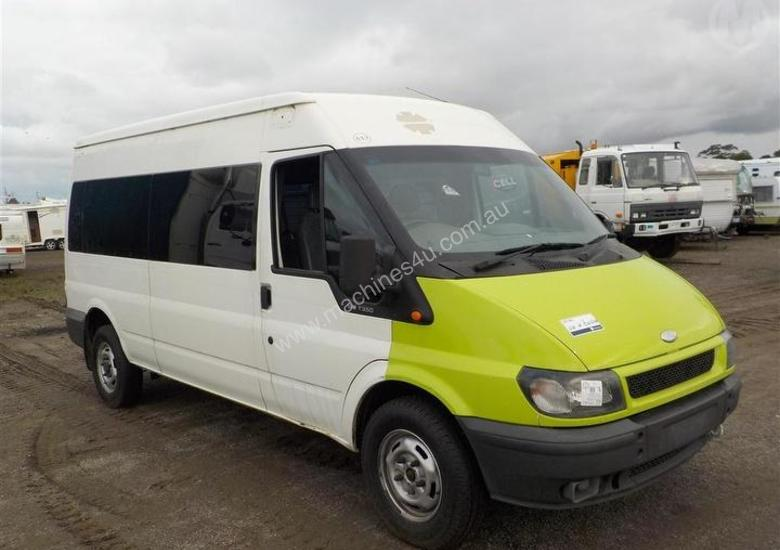 Used Ford TRANSIT Vans in ALTONA NORTH, VIC