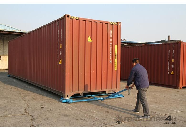 Shipping Container Skates