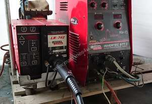 Lincoln Invertec STT 2 MIG Welder 225 amp