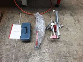 RHINO Panel Saw OPTIMAT RJZ3800 Auto Setting Fence  - picture13' - Click to enlarge