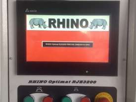 RHINO Panel Saw OPTIMAT RJZ3800 Auto Setting Fence  - picture1' - Click to enlarge