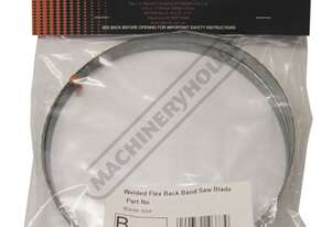 Band Saw Blade 4-6TPI Bi-Metal SUITS BMSY-540-CGH