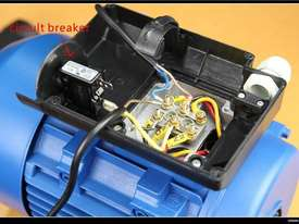 0.25kw 0.33HP 1400rpm Electrical motor singlephase - picture3' - Click to enlarge