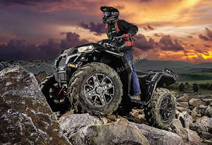 Polaris Sportsman XP 1000 EPS Stealth Black
