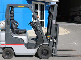 Used Nissan LPG Forklift - picture0' - Click to enlarge