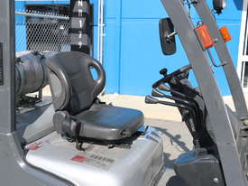 Used Nissan LPG Forklift - picture2' - Click to enlarge