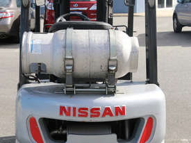 Used Nissan LPG Forklift - picture4' - Click to enlarge
