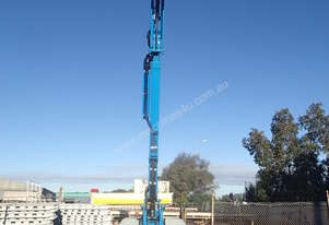 Genie Electric Articulated Boomlift