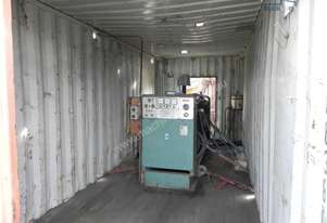 Detroit/Stamford Container-Housed Genset Generator Power Unit