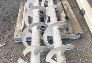 JACMOR ENGINEERING S/S auger