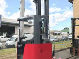 Nichiyu Electric Reach Forklift - New Paint, 8.0 Metre Lift, Serviced, Battery with Warranty - picture2' - Click to enlarge