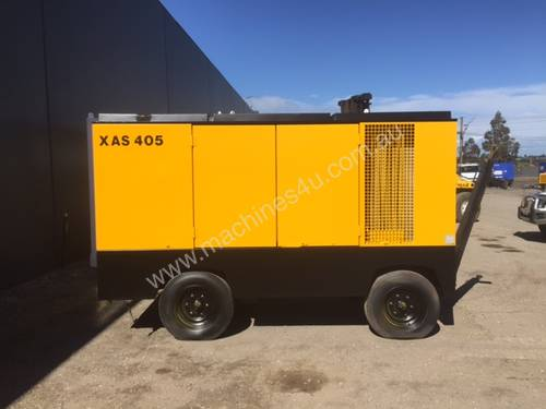 atlas copco diesel air compressor new used atlas copco diesel rh machines4u com au Atlas Copco 185 CFM Compressors XAS 185