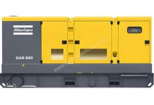 Prime Mobile Generator QAS 500 Temporary Power Generator