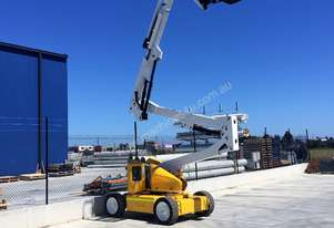JLG E450AJ Electric Knuckle Boom Lift