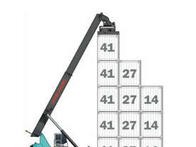 Konecranes 45 Tonne Reach Stackers - picture2' - Click to enlarge