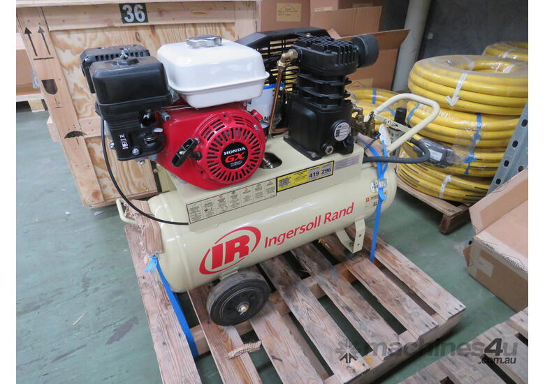 Shop For Cheap Ingersoll Rand 3.0hp Reciprocating Piston Air Compressor El17 Air Compressors & Blowers Hydraulics, Pneumatics, Pumps & Plumbing